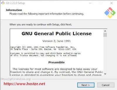 Menginstall Linux Bash Tahap 1 - Hostze.net
