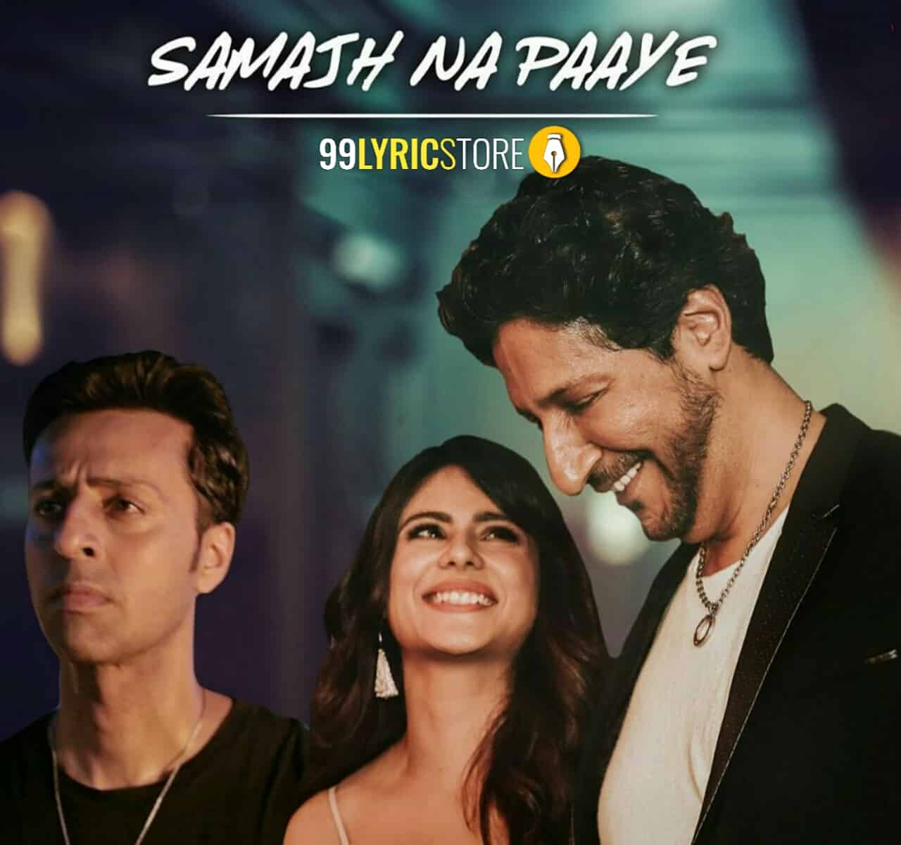 Samajh Na Paaye Hindi song sung by salim merchant