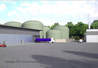 Picture shows anaerobic digestion vs incineration as an image.