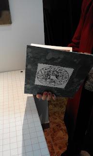 Libro de Artista de Amparo Méndez.