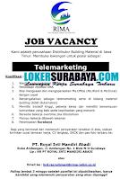 Job Vacancy at PT. Royal Inti Mandiri Abadi Surabaya Oktober 2020
