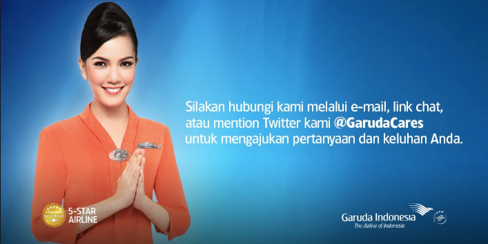 Call Center Garuda