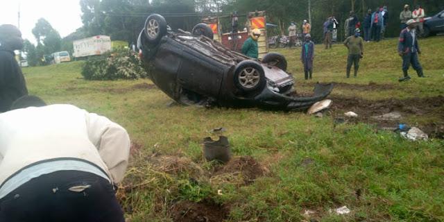 Nakuru MCA accident