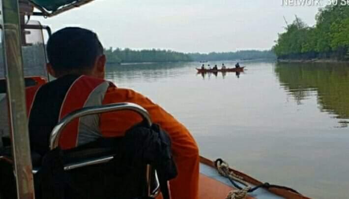 Basarnas Berhasil Temukan Nelayan korban Hilang di Perairan Mandah