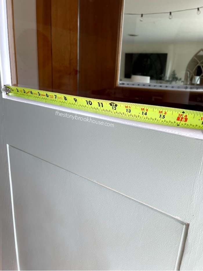 Measure for your window grids