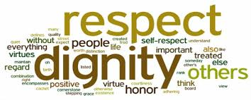 virtue and respect essay What role does ethics play in sports virtue, and character it contributes to a community of respect and trust between competitors and in society.