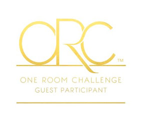 I'm participating in the ONE ROOM CHALLENGE