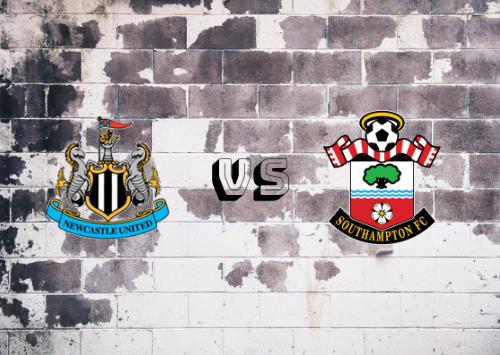 Newcastle United vs Southampton  Resumen