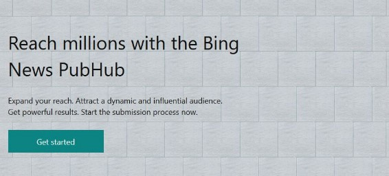 Cara Cepat Blog Agar Diterima Bing News