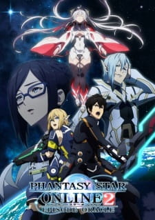 Phantasy Star Online 2: Episode Oracle BD Batch Sub Indo