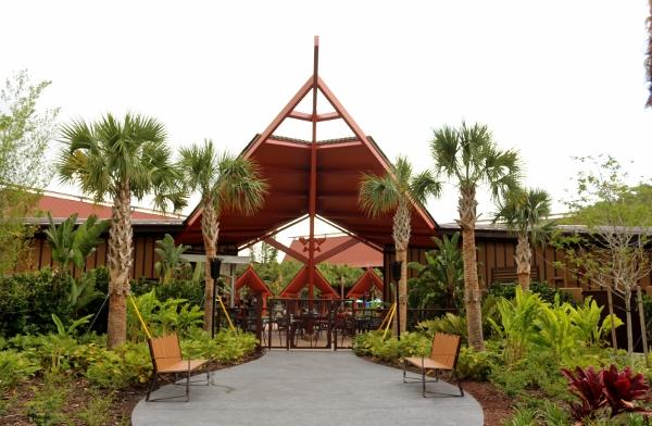 Mission Food Walt Disney World Polynesian Village Resort
