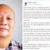 Alleged arsonist and LP's PR Philip Lustre slammed for insulting SAF44 families