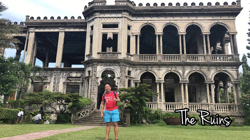 Bacolod's The Ruins in Talisay