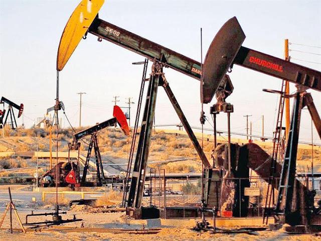 اكتشاف حقل نفط وغاز جديد في الصحراء الغربية باعلان من وزارة البترول