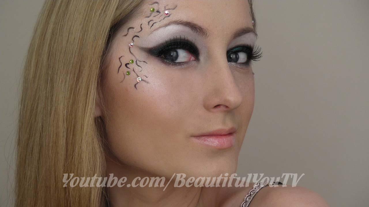 angel halloween makeup - photo #36