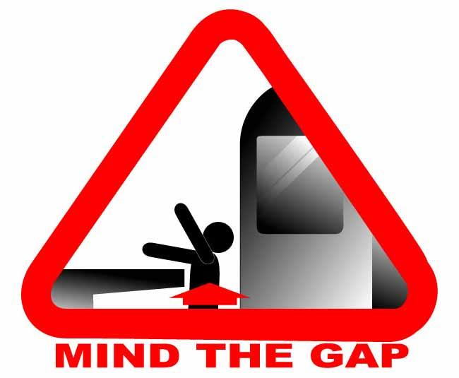 Small Awakenings: Mind the Gap