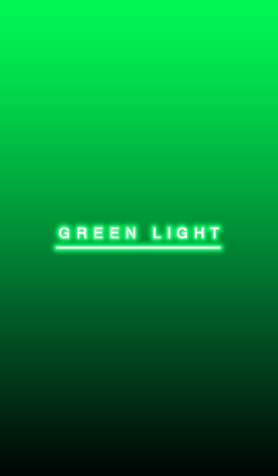 SIMPLE LIGHT (GREEN)
