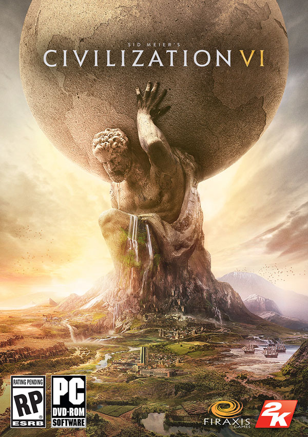 Sid Meier Civilization VI Download Cover Free Game