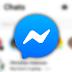 إعادة تصميم تطبيق Facebook Messenger