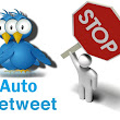 How To Stop Auto Retweet and Auto Following in Twitter | TerUpdate