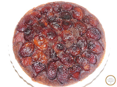Tarta cu prune,