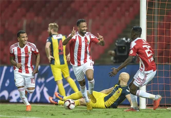 مشاهدة مباراة الوحدة والحزم بث مباشر اليوم 24-1-2020 في الدوري السعودي