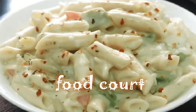 white sauce pasta recipe or how make white sauce pasta