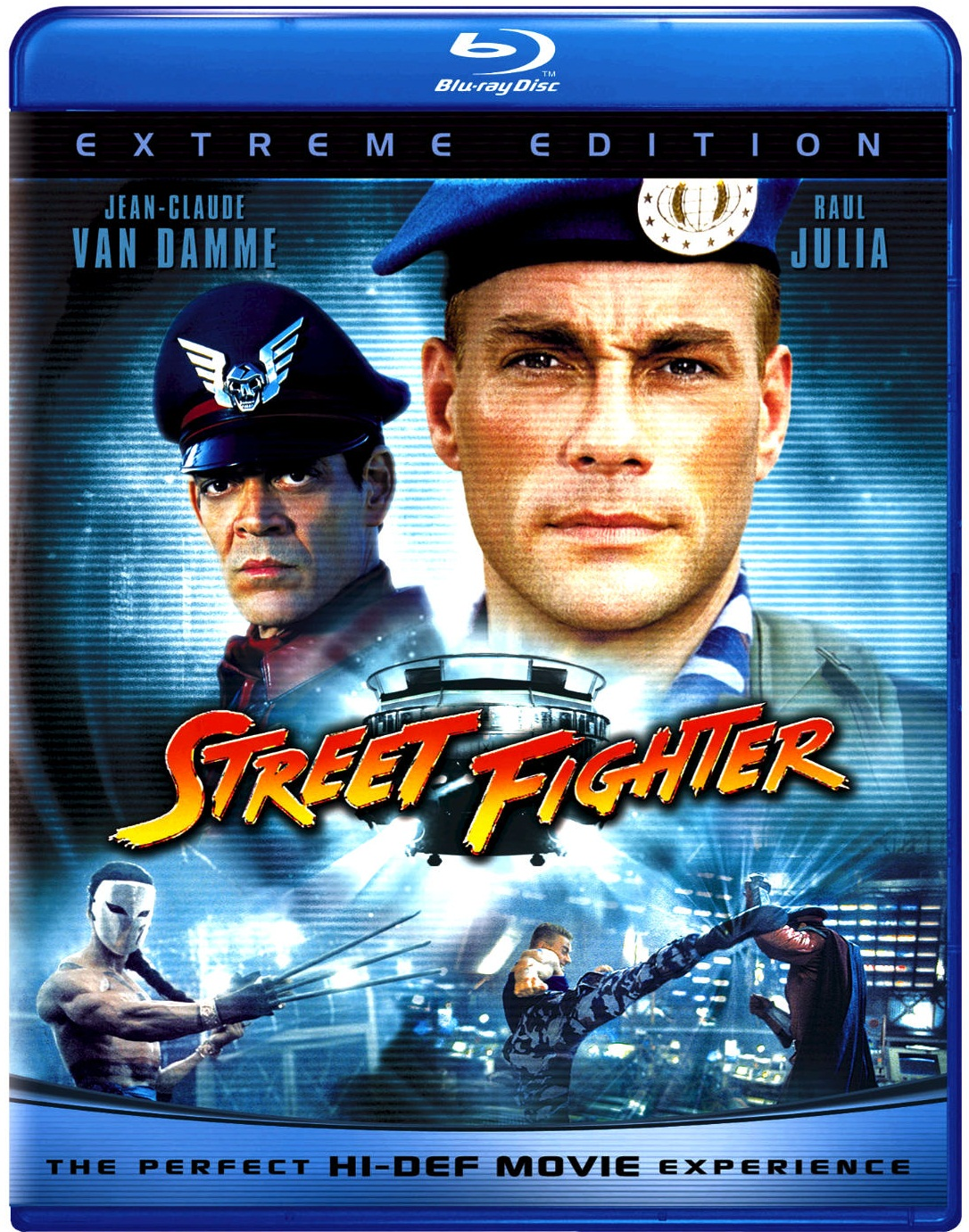 Street Fighter [Extreme Edition] [BD25] [1994] [Latino]