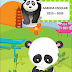 "Agenda Escolar 2019-2020. ""Diseño Panda"""