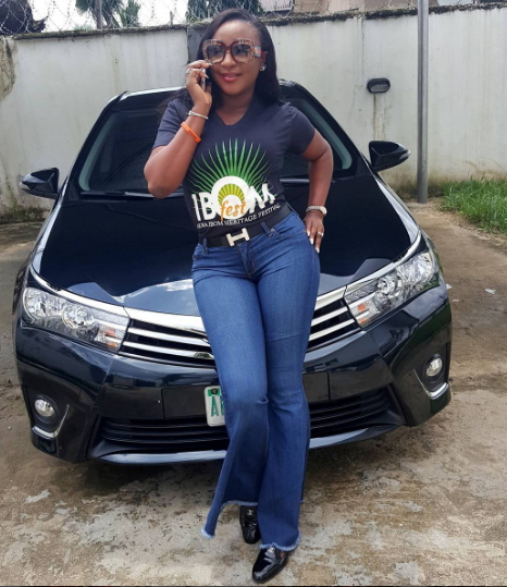 ini edo official car