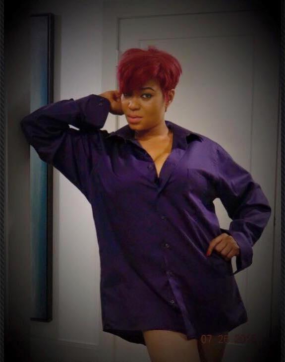 Nollywood Actress Yvonne Hays