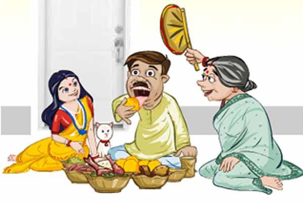 Jamai Sasthi images