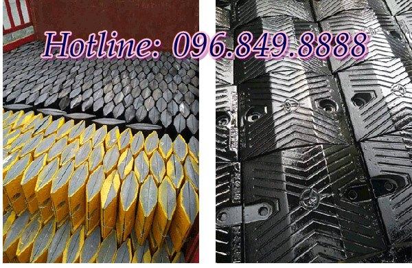 Mua gờ giảm tốc cao su EPDM loại 1 - Hotline: 0968498888