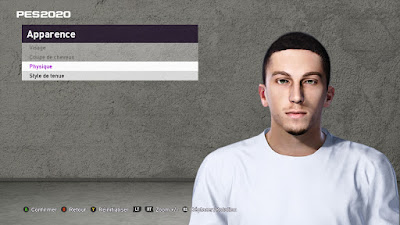 PES 2020 Faces Diego Bossa by TiiToo