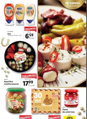 oferte lidl revelion2020 catalog 27 decembrie