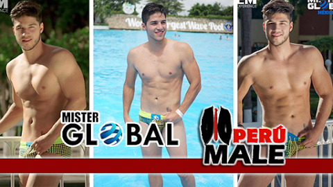 Mister Global Mexico 2018