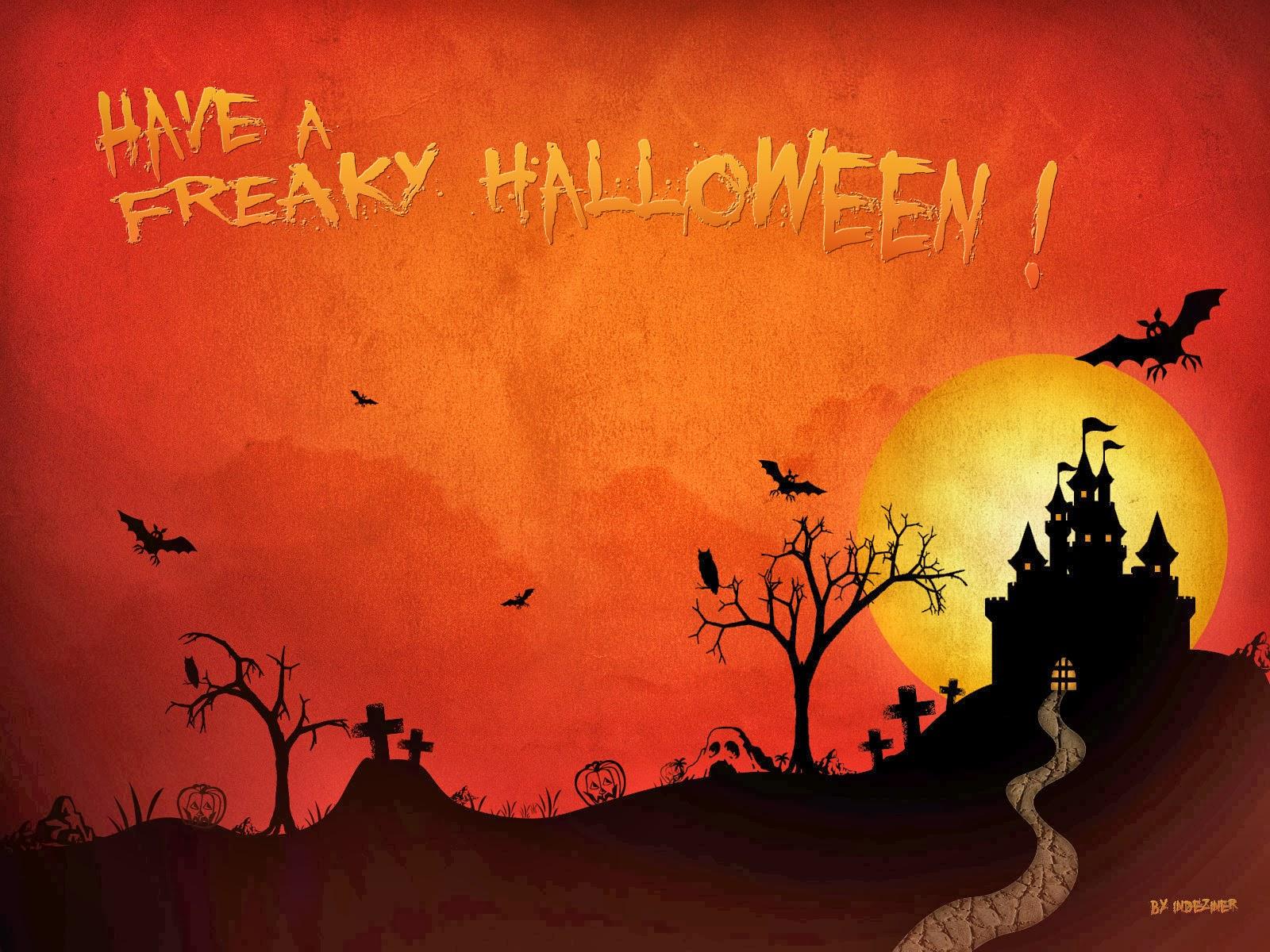 Kumpulan Gambar Animasi Hantu Hallowen Terbaru Terbaru 2016