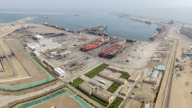 Duqm Port attracts foreign investor interest