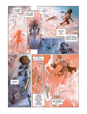 Histoire de voleurs et de trolls T1: la rencontre entre Delric Twotter et Ysabeau