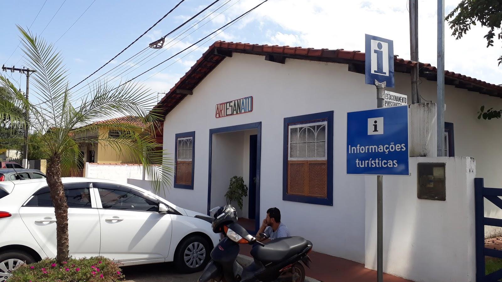 Artesanato e Informações Turísticas em Itamonte