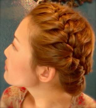 sweet braid hairstyles for teen girls  krazy fashion rocks