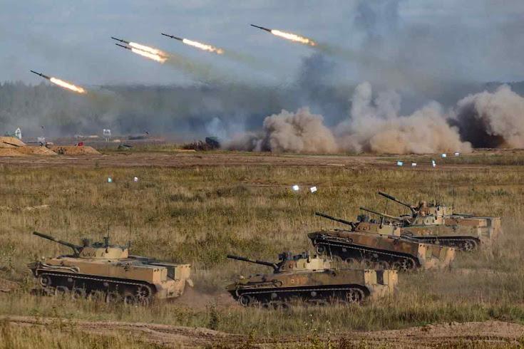 Megaexercício de Rússia e Belarússia preocupa à NATO, mas o gasoduto submarino é mais perigoso