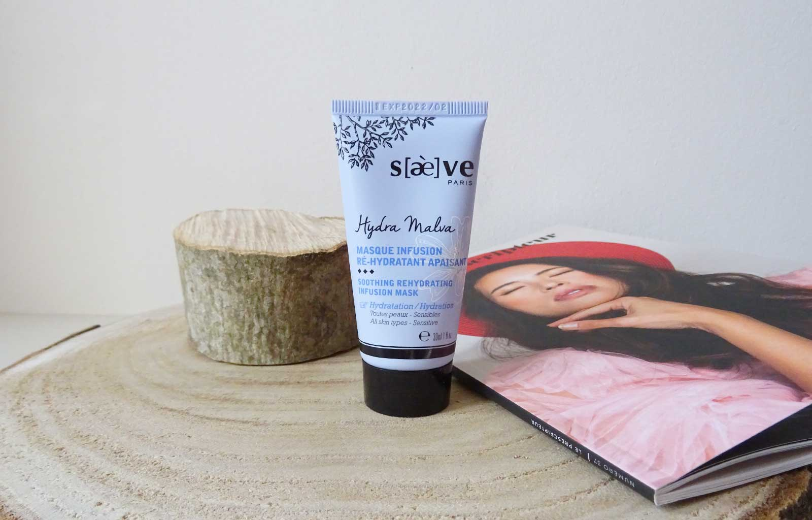 Prescription Lab masque saeve
