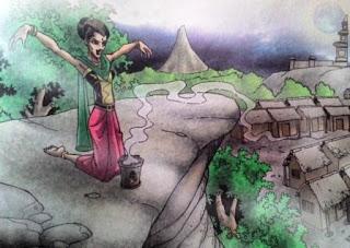 Cerita Rakyat Jawa Timur ( Galon Arang )