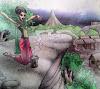 Cerita Rakyat Jawa Timur - Galon Arang
