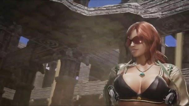 Tekken 7 terá personagem brasileira que fala português