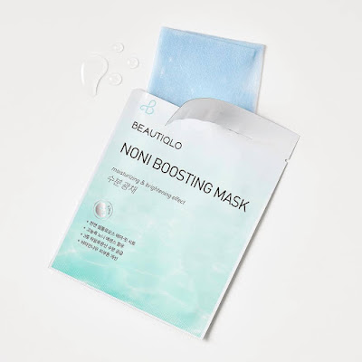 Beautiqlo Noni Boosting Mask