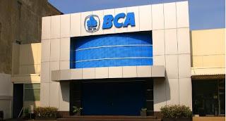 Gambar Kantor cabang Bank BCA