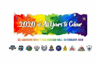18022020 - CEJ AWARDING NIGHT - 2020 IS ALL YOURS TO COLOUR - AT MONTIGO BALI