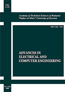 Advances in Electrical and Computer Engineering, scopind